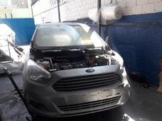 Sucata Ford Ka Sedan 1.5 2017 Para Venda De Peças