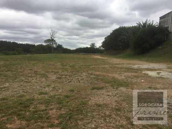 Área À Venda, 20000 M² Por R$ 5.000.000 - Éden - Sorocaba/sp, Próximo Ao Paço Municipal. - Ar0007