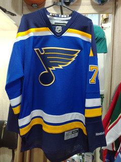 Jersey Nhl St.louie Blues Tamanho M Oficial