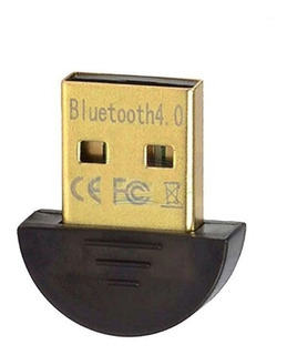 Adaptador Usb Bluetooth 4.0 Csr Mini Inalambrico