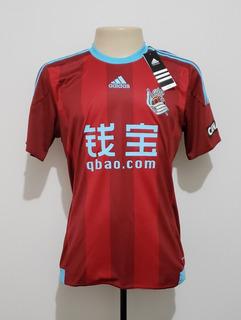 Camisa Futebol Real Sociedad Espanha 2015 Away adidas Rara