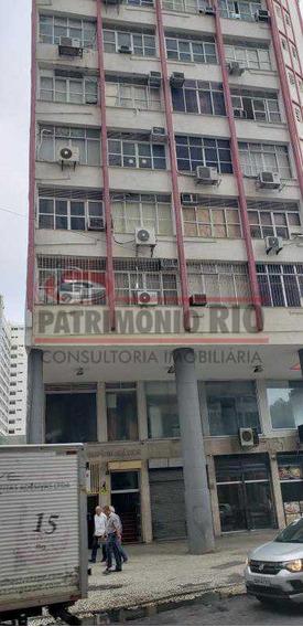 Sala Comercial - Avenida Presidente Vargas - Pasl00064