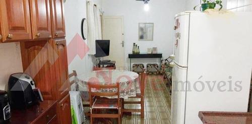 Imagem 1 de 9 de Apartamento Para Venda, 2 Dormitórios, Tupi - Praia Grande - 1485