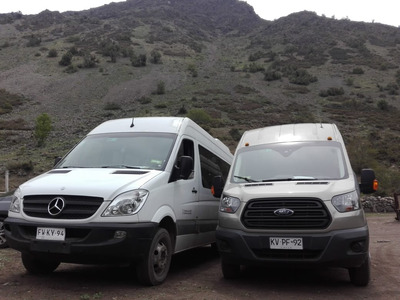 Arriendo/buses/van/traslado De Personal/viajes Especiales