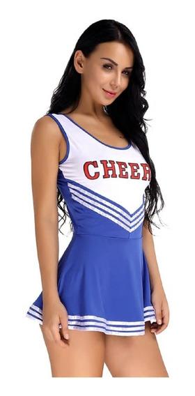 Uniforme Cheerleader Disfraces
