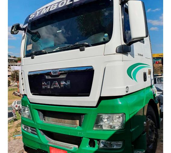 Man 28440 Tgx 2017 Cavalo Truck 6x2 Teto Alto=33440