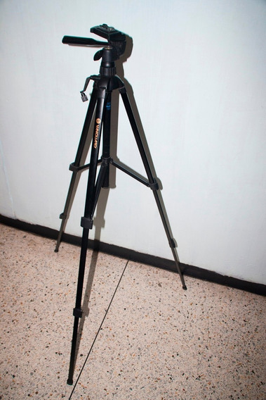 Tripode Vanguard Mk3 Para Cámaras Usado