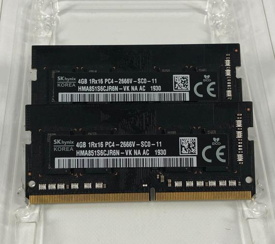 Memoria Ram Sk Hynix Ddr4 Sodim Pc4-2666v