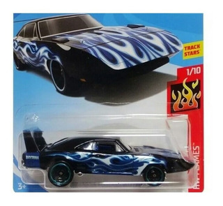 69 Dodge Charger Daytona Hot Whells 1/64