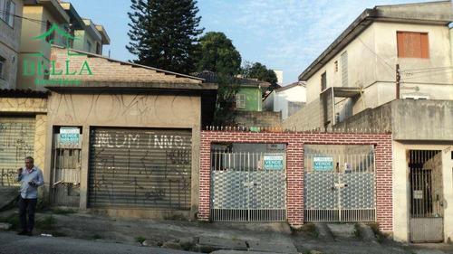 Terreno Residencial À Venda, Jardim Mangalot, São Paulo. - Te0153
