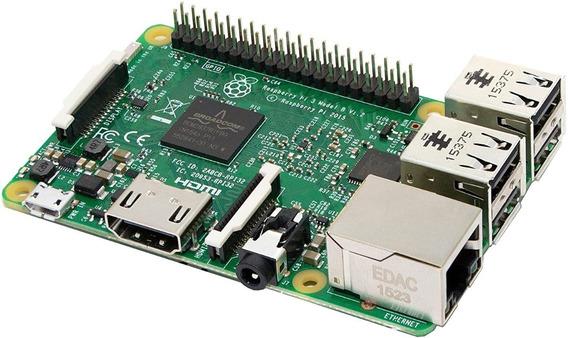 Raspberry Pi3 Model B Quadcore 1.2ghz