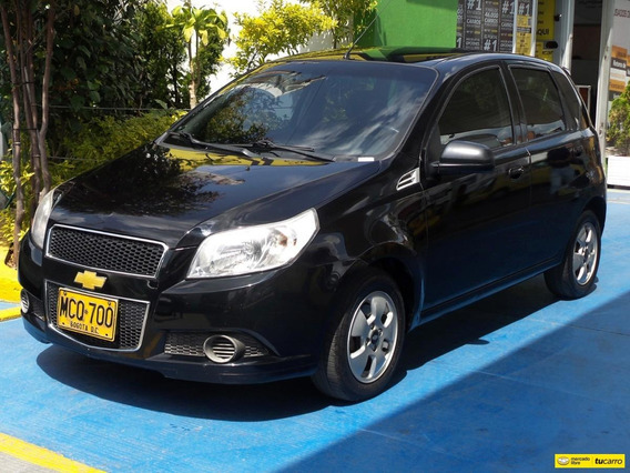 Chevrolet Aveo Emotion Gl