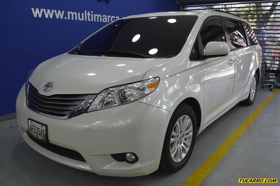 Toyota Sienna Xle-multimarca