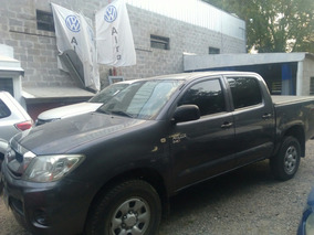 Toyota Hilux Doble Cabina Dx Pack Full $318000 Oferta