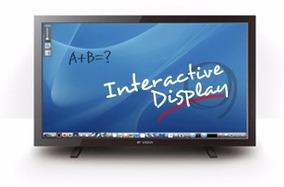 Lousa Digital / Monitor Interativo Touch Screen 70 Polegadas