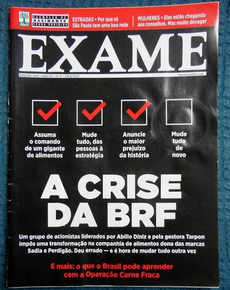 Revista Exame 1134 - 29/03/2017 A Crise Da Brf