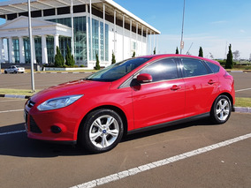 Ford Focus Hatch 1.6 - Manual - 2014 Unico Dono
