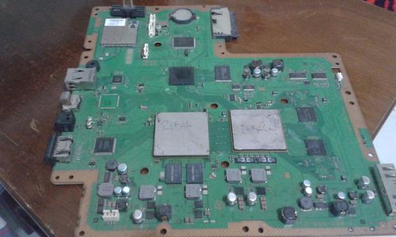 Placa Principal Do Console Playstation 3 Com Defeito Ylod