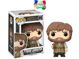 Tyron Lannister Funko Pop Serie Game Of Thrones Oferta Cf
