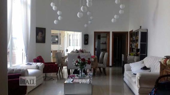 Casa De Condomínio Com 4 Dorms, Parque Residencial Damha V, São José Do Rio Preto - R$ 1.19 Mi, Cod: 2593 - V2593