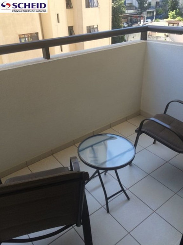 Imagem 1 de 5 de Vila Mascote  80m20 3 Dormitorios 01 Suit. Sacada. - Mc2260