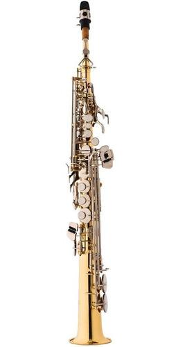 Sax Soprano Eagle Sp502ln