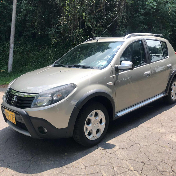 Renault Stepway Dynamique Full Equipo