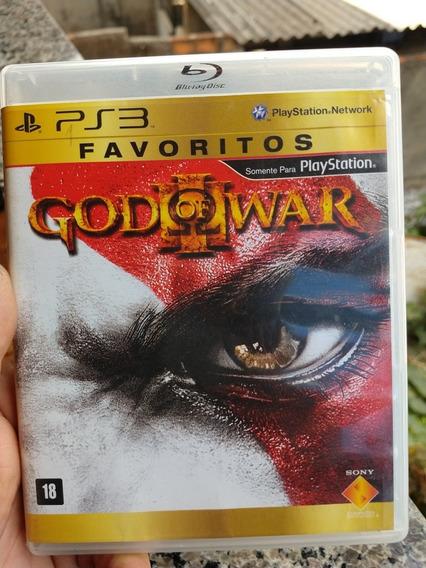 God Of War 3 Para Ps3 Original Sony
