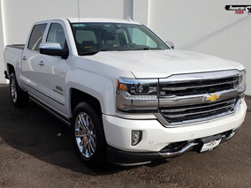 Chevrolet Cheyenne Doble Cab High Country 4x4 Blanco 2017