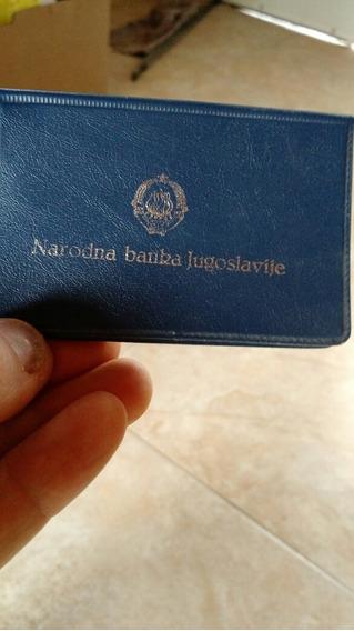 Moneda Conmemorativa Yugoslavia