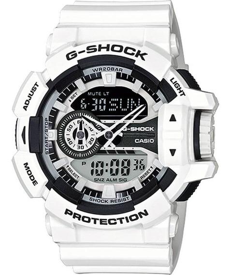 Relogio Casio G-shock Ga-400-7adr + Garantia