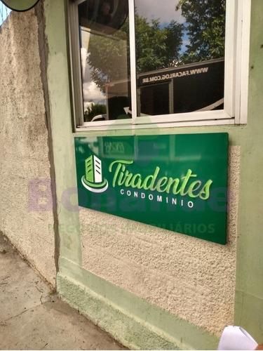 Imagem 1 de 14 de Apartamento, Residencial Tiradentes, Vila Rio Branco, Jundiaí. - Ap11190 - 34834833