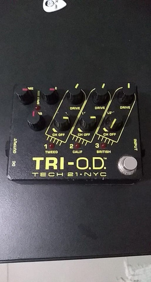 Pedal Tri-od Tech 21 Nyc