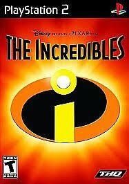 Video Juego The Incredibles Ps2