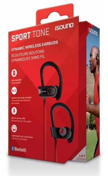 Fone Bluetooth Sport Tone Isound