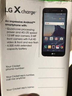 Lg Xcharger