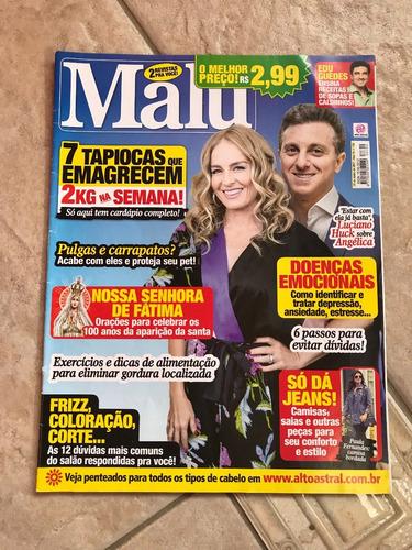 Revista Malu 782 Luciano Hulk Angélica Emílio Dantas W856