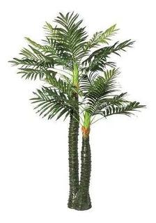 The Paragon Planta Artificial Fake Palm Tree Tropical Grande