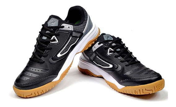 Zapatilla Fila Top Spin 3.0 Squash Tenis Voley Loc. No.1