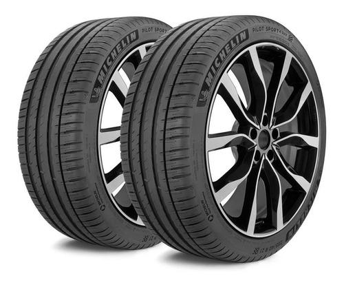 Kit X2 Neumáticos 235/45/21 Michelin Pilot Sport 4 Suv 101y