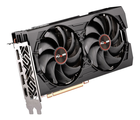 Placa Video Amd Radeon Rx 5500 Xt Sapphire Pulse 8gb Gddr6