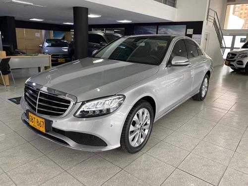 Mercedes Benz Clase C200 2020 2.0 Turbo  Exclusive