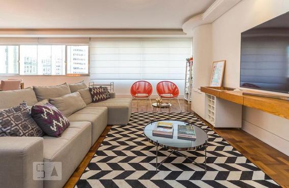 Apartamento Para Aluguel - Tatuapé, 2 Quartos, 98 - 893094973