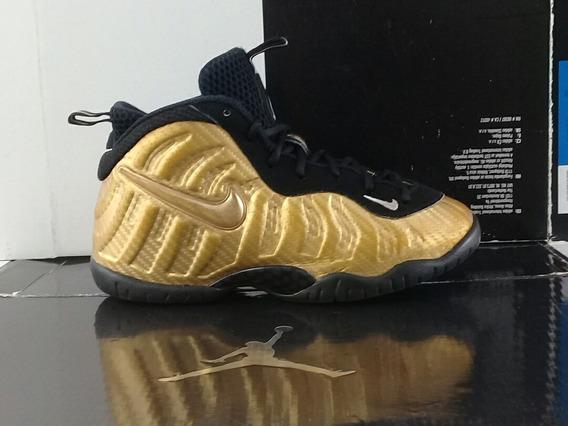 Nike Foamposte 1 Zoom (21cm) Retro Penny Jordan Elite Bred