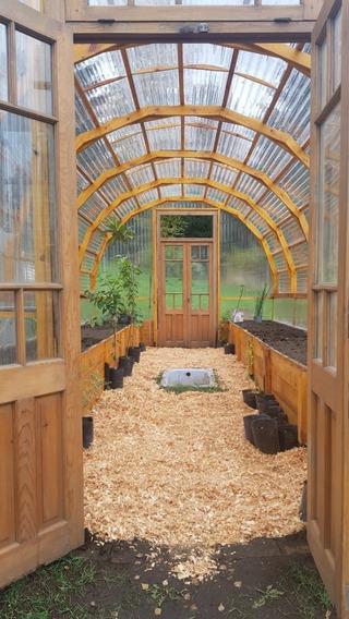Invernadero Estructural Jardin Outdoor Asesoramiento