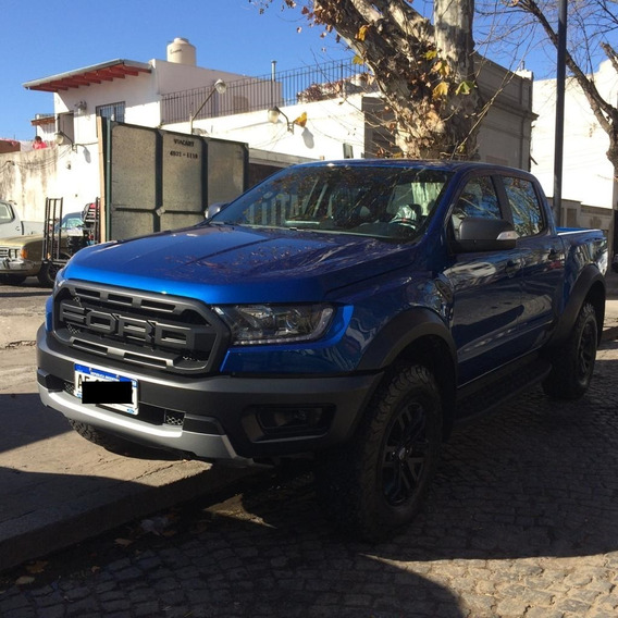 Ford Ranger Raptor 2.0 At 4x4 Bit Doble Cabina 2020