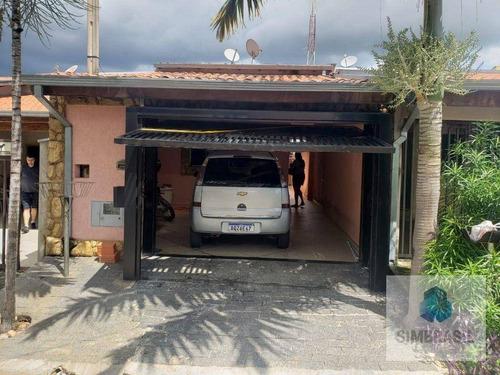 Imagem 1 de 18 de Linda Casa No Jd Novo Cambui. - Ca1563