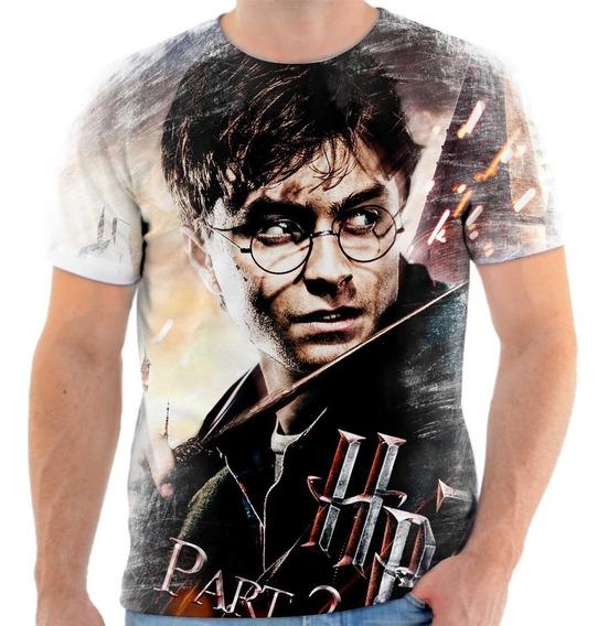 Camisa Camiseta Harry Potter Filme