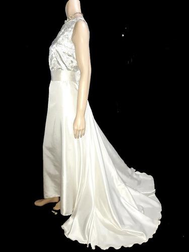 Vestido De Novia Y Vestido De Noche 2 En 1
