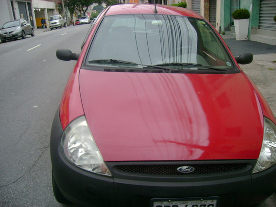 Ford Ka 2001 1.0 Gl Image Zetec Rocam